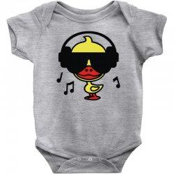 music duck Baby Bodysuit | Artistshot