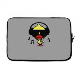 music duck Laptop sleeve | Artistshot