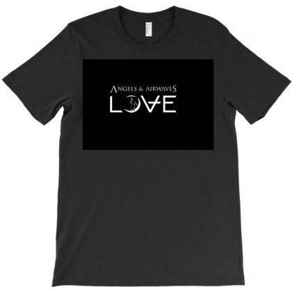 Angels And Airwaves T-shirt Designed By Iyong