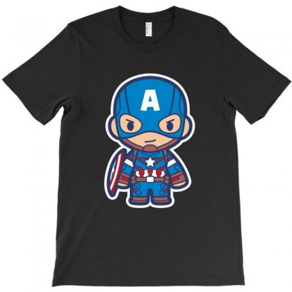 Marvel T-shirt Designed By Iyong
