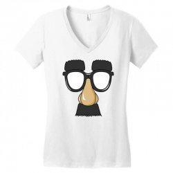 funny Women's V-Neck T-Shirt | Artistshot