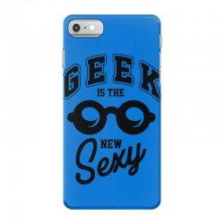 geek is the new sexy! iPhone 7 Case | Artistshot