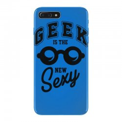 geek is the new sexy! iPhone 7 Plus Case | Artistshot