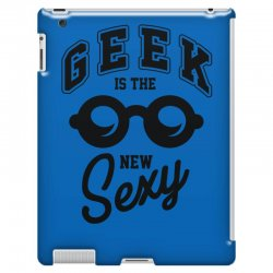 geek is the new sexy! iPad 3 and 4 Case | Artistshot