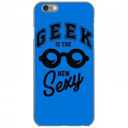 geek is the new sexy! iPhone 6/6s Case | Artistshot