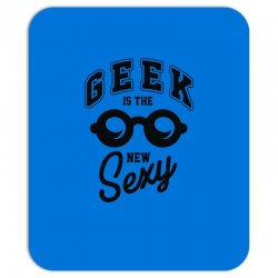 geek is the new sexy! Mousepad | Artistshot