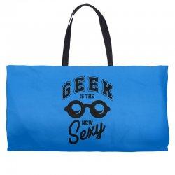 geek is the new sexy! Weekender Totes | Artistshot