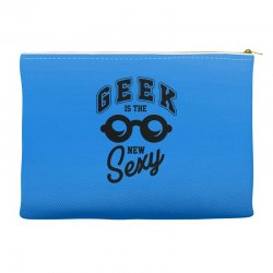 geek is the new sexy! Accessory Pouches | Artistshot