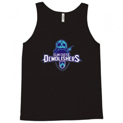 Clan Destroyers Tank Top Designed By Mdk Art