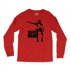the walking dead Long Sleeve Shirts | Artistshot