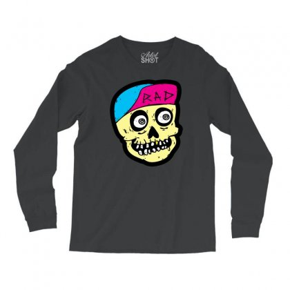 Radiskull Long Sleeve Shirts Designed By Specstore