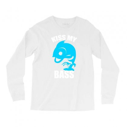 Kiss My Bass Long Sleeve Shirts Designed By Specstore