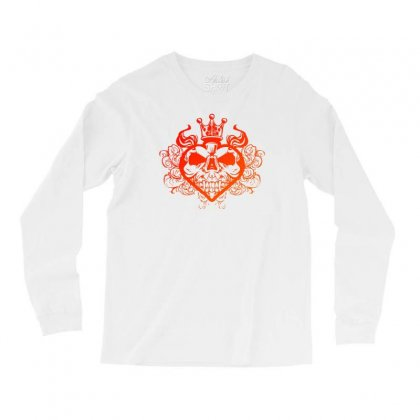 King Of Spades Long Sleeve Shirts Designed By Specstore