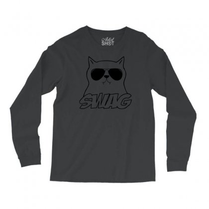 I Got Swag Long Sleeve Shirts Designed By Specstore