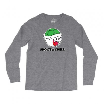 Ghost In The Shell Long Sleeve Shirts Designed By Specstore