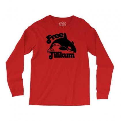 Free Tilikum Long Sleeve Shirts Designed By Specstore