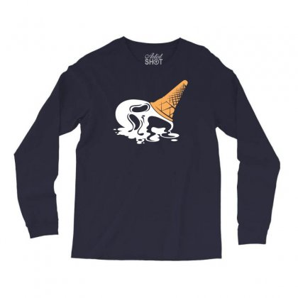 Eye Scream Long Sleeve Shirts Designed By Specstore