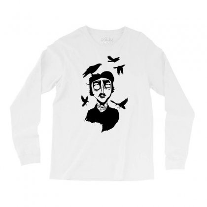 Edgar Allan Poe Long Sleeve Shirts Designed By Specstore