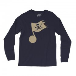 music pirate Long Sleeve Shirts | Artistshot