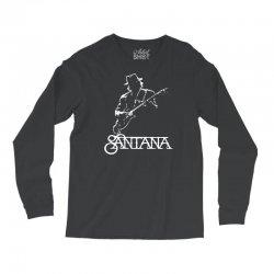 carlos santana Long Sleeve Shirts | Artistshot