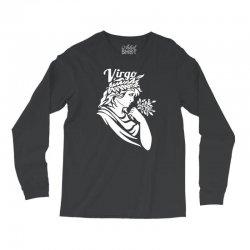 virgo zodiac Long Sleeve Shirts | Artistshot