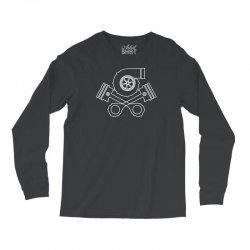 v8 boost tuning jdm turbo drift racing Long Sleeve Shirts | Artistshot