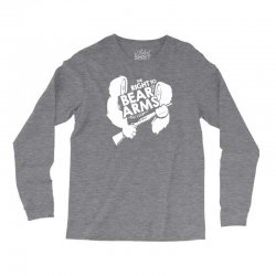 the right to bear arms Long Sleeve Shirts | Artistshot