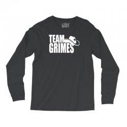 team grimes walking dead Long Sleeve Shirts | Artistshot