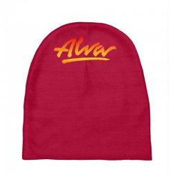 new alva skateboard skate decks logo Baby Beanies   Artistshot