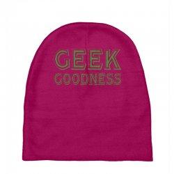 geek goddess kelly green Baby Beanies   Artistshot