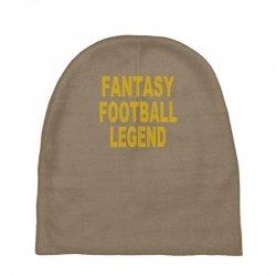 fantasy football legend sunday night football sports league tee shirt Baby Beanies | Artistshot