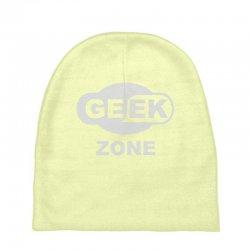 geek zone Baby Beanies | Artistshot