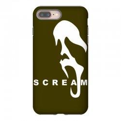 scream 1 slasher horror iPhone 8 Plus Case   Artistshot