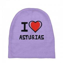 i love asturias Baby Beanies | Artistshot