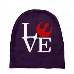love rebels Baby Beanies | Artistshot