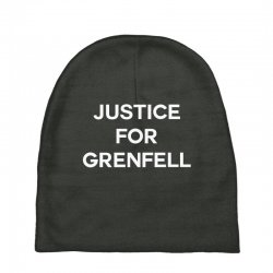 Justice For Grenfell Baby Beanies | Artistshot