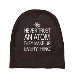 an atom Baby Beanies | Artistshot