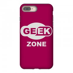 geek zone iPhone 8 Plus Case | Artistshot