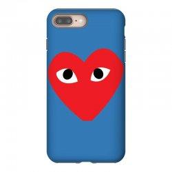 Comme Des Garcons Play iPhone 8 Plus Case   Artistshot