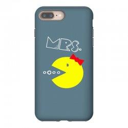 Mrs. Pacman iPhone 8 Plus Case | Artistshot
