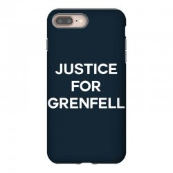Justice For Grenfell iPhone 8 Plus Case | Artistshot