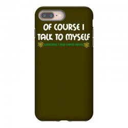 geek expert advice   science   physics   nerd t shirt iPhone 8 Plus Case | Artistshot