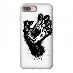 screaming hand werewolf iPhone 8 Plus Case | Artistshot