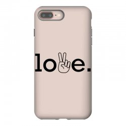Love iPhone 8 Plus Case | Artistshot