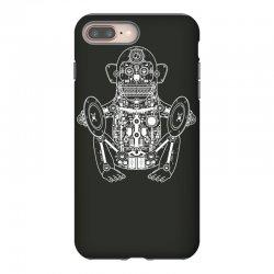 musician monkey robot iPhone 8 Plus Case | Artistshot