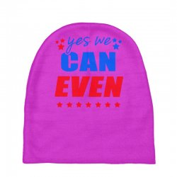 Yes We Can Even Baby Beanies | Artistshot