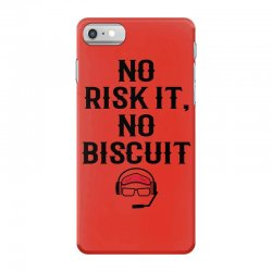 no risk it, no biscuit iPhone 7 Case | Artistshot