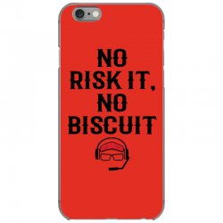 no risk it, no biscuit iPhone 6/6s Case | Artistshot