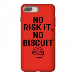 no risk it, no biscuit iPhone 8 Plus Case | Artistshot