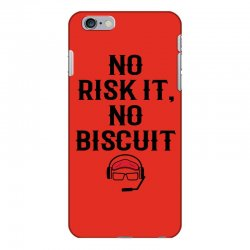 no risk it, no biscuit iPhone 6 Plus/6s Plus Case | Artistshot